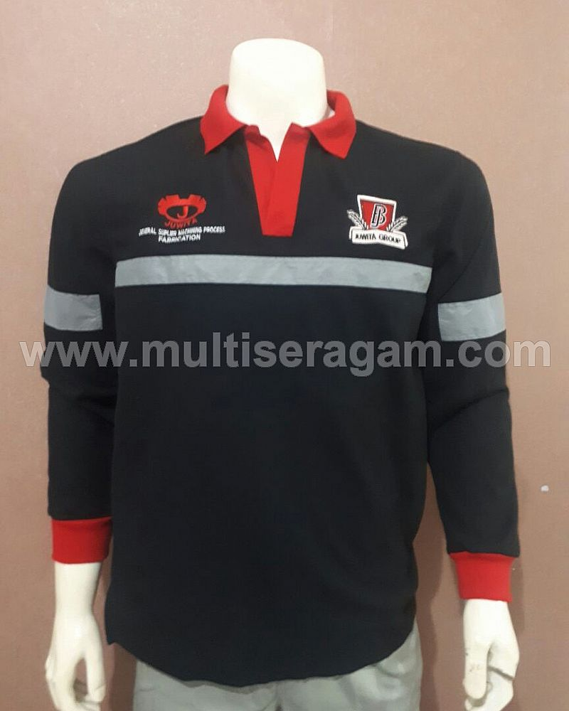 Polo Shirt Cotton Pique + 3M